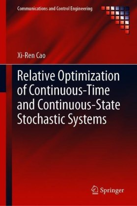 Relative Optimization of Continuous-Time and Continuous-State Stochastic Systems