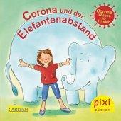 WWS Bestseller-Pixi: Corona und der Elefantenabstand Cover