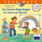 Ein Corona Regenbogen für Anna und Moritz Cover