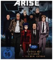 Ghost in the Shell - ARISE: Komplettbox, 3 Blu-ray