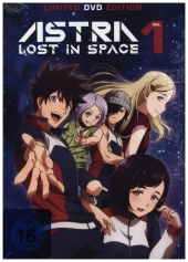 Astra Lost in Space, 1 DVD (Limited Edition)