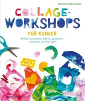 Collage-Workshops für Kinder Cover
