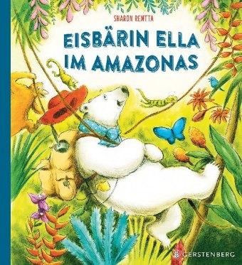 Eisbärin Ella im Amazonas