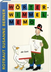 Wörter-Wimmel-Memo (Kinderspiel)