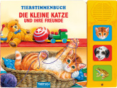 Die kleine Katze und ihre Freunde, m. Soundelementen
