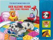 Der kleine Hund und seine Freunde, m. Soundelementen