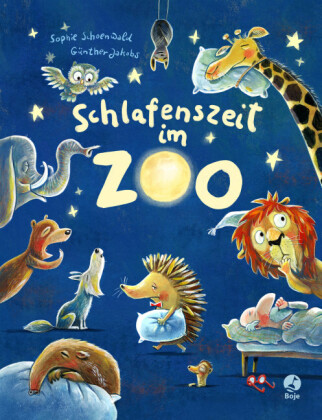 Schlafenszeit im Zoo