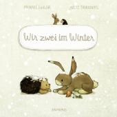 Wir zwei im Winter Cover