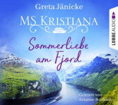 MS Kristiana - Sommerliebe am Fjord, 6 Audio-CD