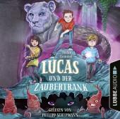 Lucas und der Zaubertrank, 2 Audio-CD