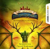 Die geheime Drachenschule - Das Erwachen der Blattfinger, 2 Audio-CD
