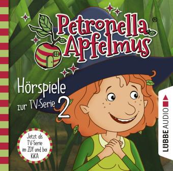 Petronella Apfelmus - Hörspiele zur TV-Serie 2, Audio-CD