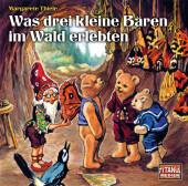 Was drei kleine Bären im Wald erlebten, Audio-CD