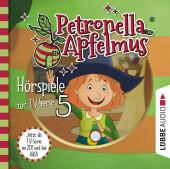Petronella Apfelmus - Hörspiele zur TV-Serie 5, Audio-CD