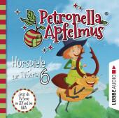 Petronella Apfelmus - Hörspiele zur TV-Serie 6, Audio-CD