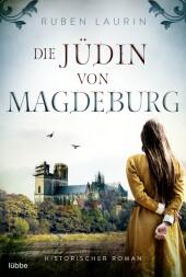 Die Jüdin von Magdeburg Cover