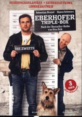 Die Zweite Eberhofer Triple Box, 3 DVD