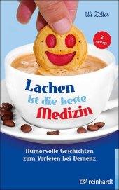 Lachen ist die beste Medizin Cover