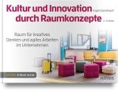 Raum für kreatives Denken und agiles Arbeiten im Unternehmen