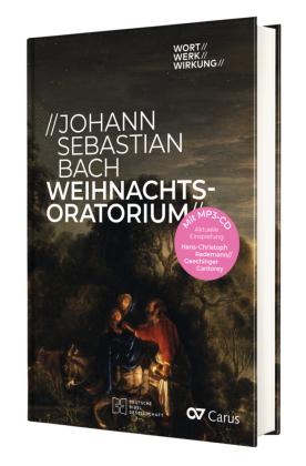 Johann Sebastian Bach, Weihnachtsoratorium, m. 1 MP3-CD