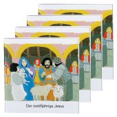Der zwölfjährige Jesus (4er-Pack)