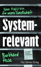 Systemrelevant Cover