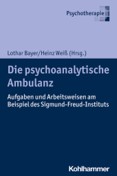 Die psychoanalytische Ambulanz