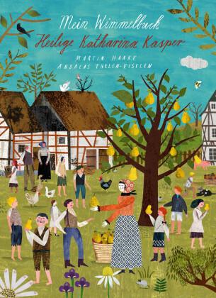 Cover des Mediums: Mein Wimmelbuch - Heilige Katharina Kasper