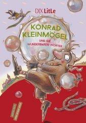 Konrad Kleinmögel und die wunderbaren Wörter Cover