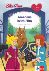 Bibi und Tina: Amadeus beim Film Cover