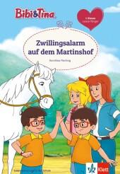 Bibi und Tina: Zwillingsalarm auf dem Martinshof Cover
