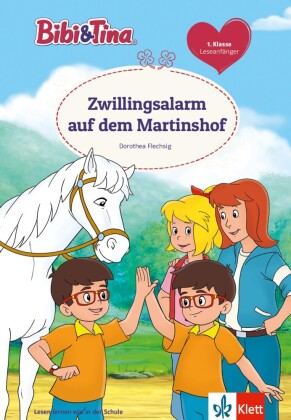 Bibi & Tina: Zwillingsalarm auf dem Martinshof