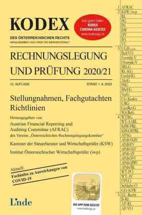 KODEX Rechnungslegung und Prüfung 2020/21