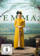 Emma, 1 DVD Cover