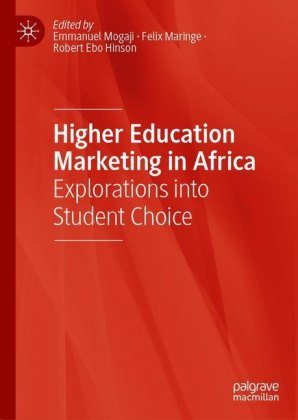 Higher Education Marketing in Africa