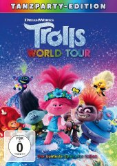 Trolls World Tour, 1 DVD