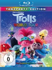 Trolls World Tour, 1 Blu-ray