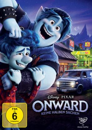 Onward - Keine halben Sachen, 1 DVD