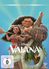 Vaiana, 1 DVD Cover