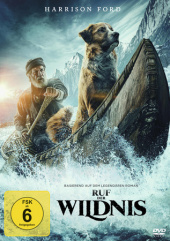Ruf der Wildnis, 1 DVD Cover