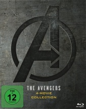 The Avengers 4-Movie Blu-ray Collection, 5 Blu-ray