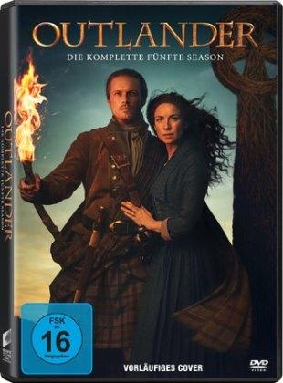 Outlander, 4 DVD