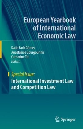 International Investment Law and Competition Law