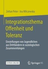 Integrationsthema Offenheit und Toleranz