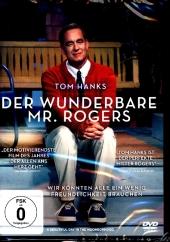 Der wunderbare Mr. Rogers, 1 DVD Cover