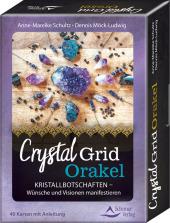 Crystal-Grid - Orakel - Kristallbotschaften - Wünsche und Visionen manifestieren