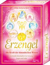 Erzengel - Die Kraft der himmlischen Wesen Lichtvolle Botschaften für Heilung, Segen und Liebe Kartenset
