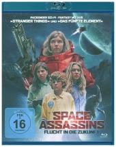 Space Assassins, 1 Blu-ray