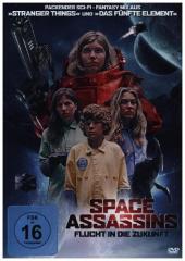 Space Assassins, 1 DVD