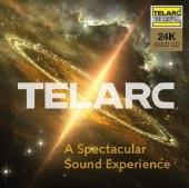 A Spectacular Sound Experience, Telarc, 1 Audio-CD (24 Karat Gold CD)